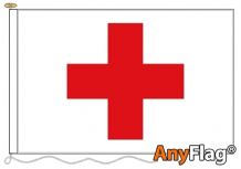 RED CROSS ANYFLAG RANGE - VARIOUS SIZES